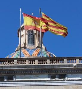 Barcelona_Flags