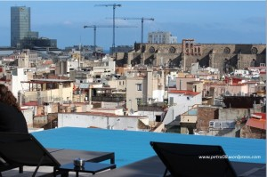 Barcelona_HotelPool