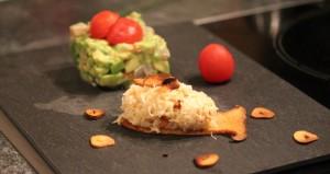 17Oct_Ceviche&Crab