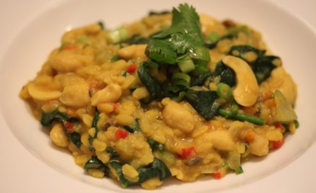 13Jan_LentilRisotto