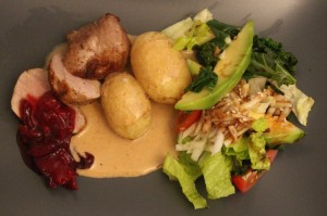 07May_PorkLoinDinner