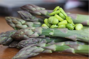 09May_Asparagus&BroadBeans