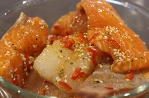 28June_FishMarinating