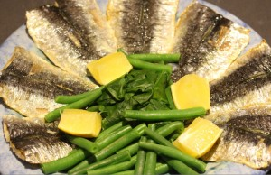 16July_Sardines&Veg