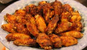 29Nov_GlazedChickenWings