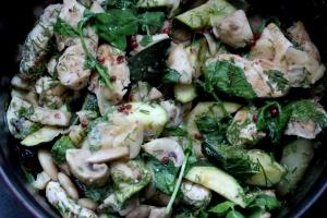 olive oil chicken casserole