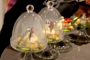 smoked seafood salad