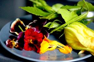 25June_Flowers&herbs