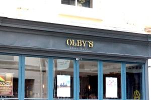 Olby's soul cafe Margate