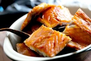 smokes mackerel