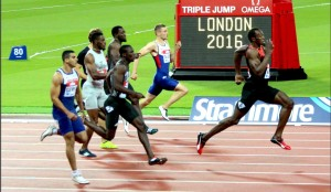 Mens 200 Usain Bolt