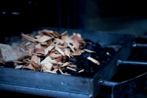 brandy smoked hickory wood chips