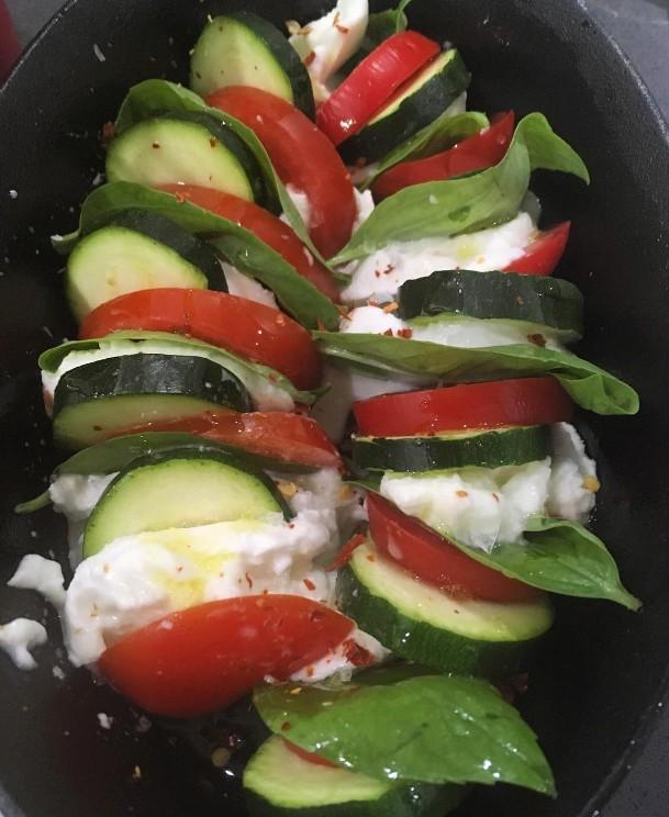 Italian vegetable bake