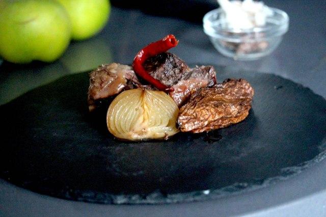 Beef jam ingredients