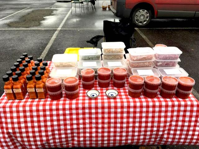 Food99 Market Stall