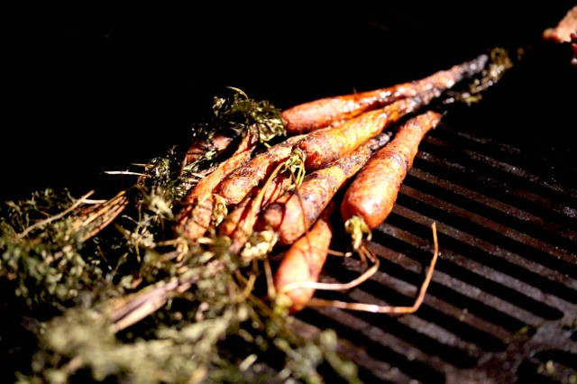barbecue carrots