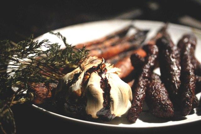 barbecue garlic