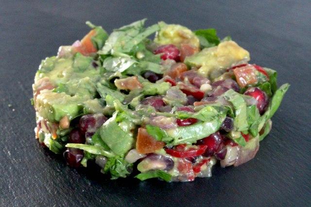 avocado and watercress salsa