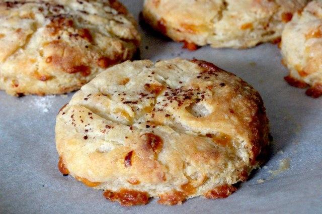 chilli cheese buttermilk biscuits
