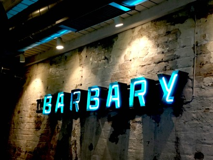 The Barbary Neal's Yard Covent Garden