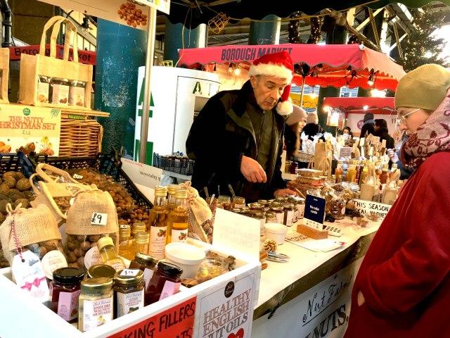 Nut Farms at Borough Market