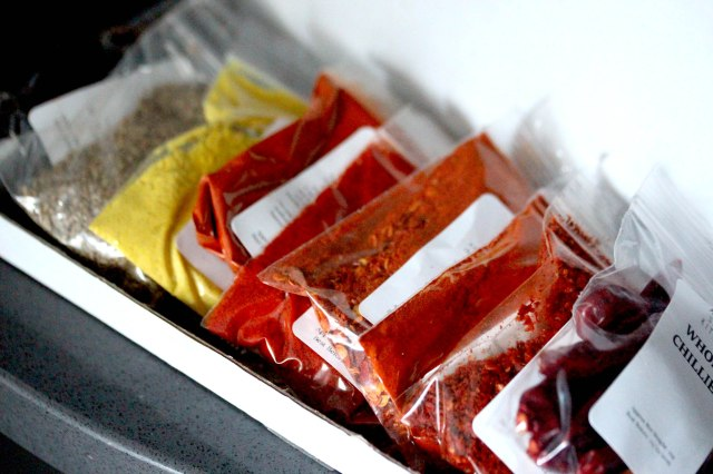 The SpiceKitchen spices
