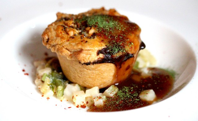 Pulled Beef Pie
