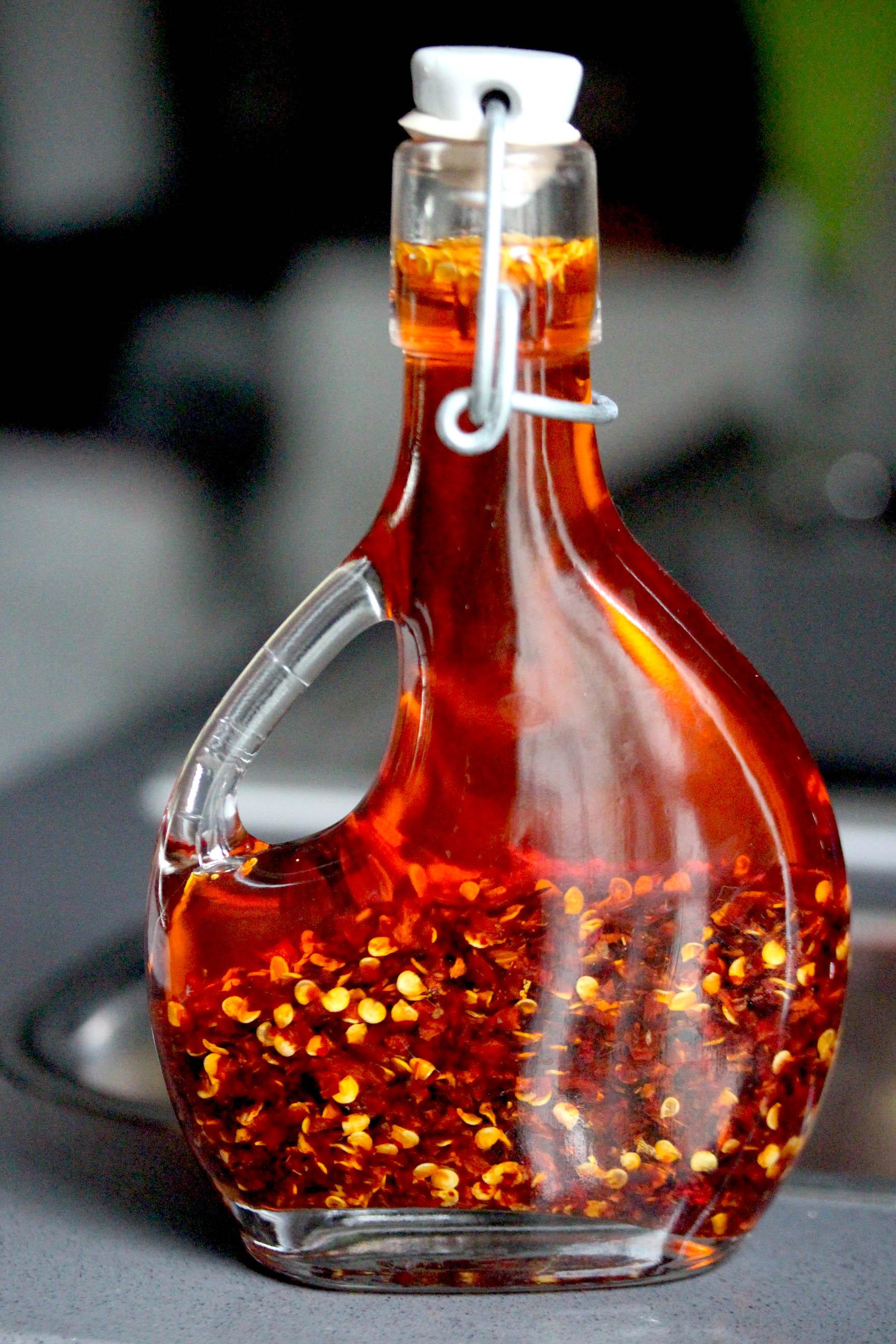 Heatonomy Spiced Chilli Oil