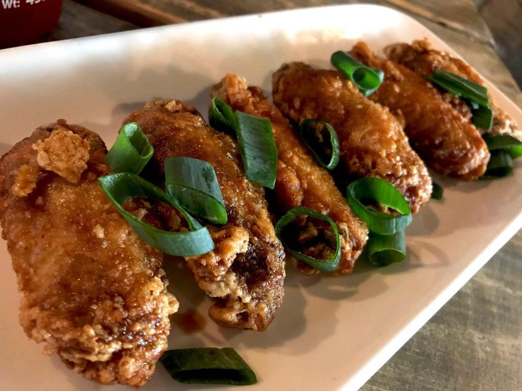 Korean Cowgirl Chicken Wings