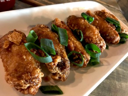 Korean Cowgirl Chicken Wings