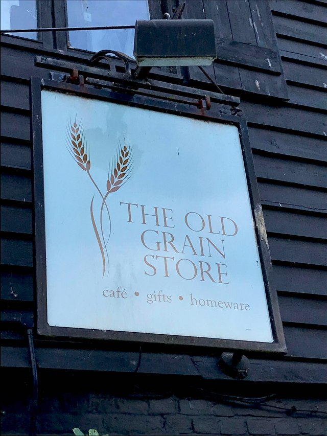 The Old Grain Store, Rye