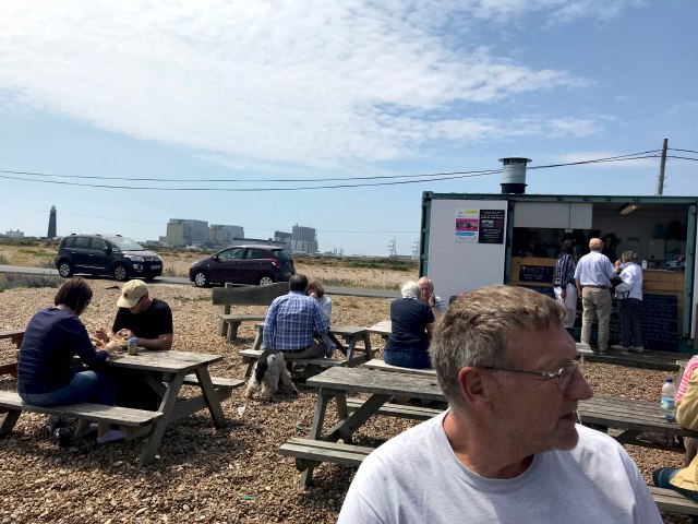 Seafood shack Dungeness