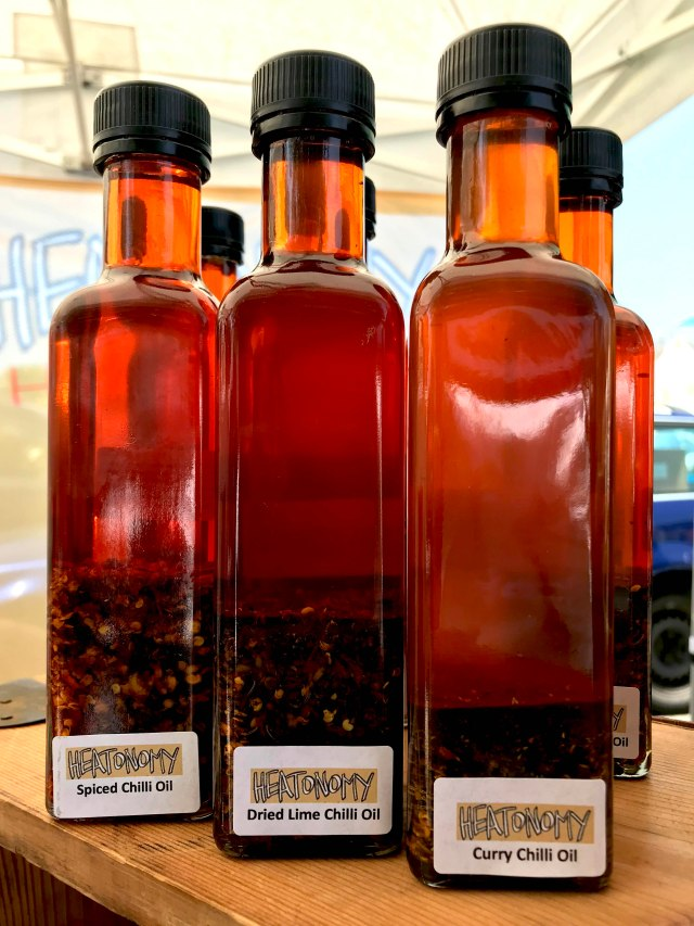 Heatonomy Chilli Oil