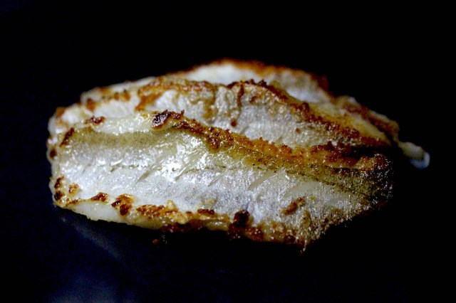 pan fried whiting